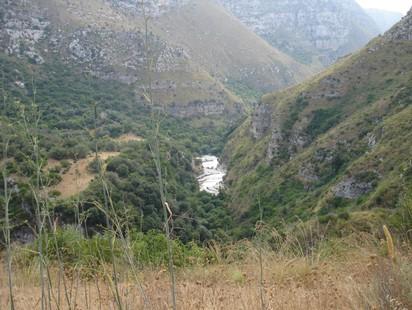 laghetti fiume Cassibile Avola