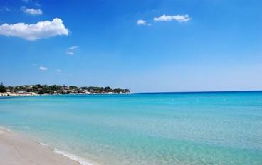 foto spiaggia fontane bianche Siracusa