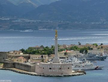 madonnina porto Messina