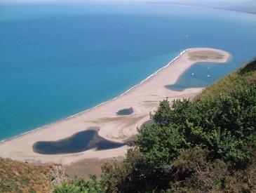 mare e spiaggia Tindari
